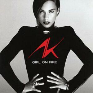 Keys Alicia – Girl on fire (CD)