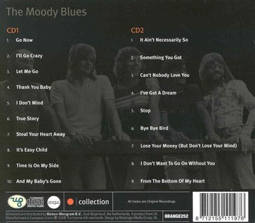 Moody Blues - Collection (2cd)(CD)