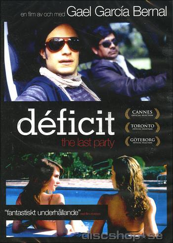 Deficit (DVD)