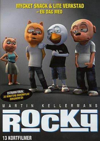 Rocky (13 kortfilmer)(DVD)