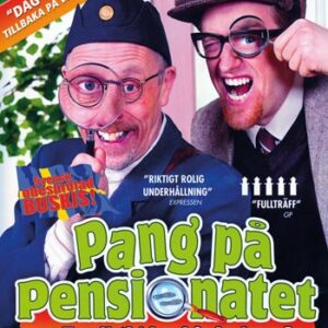 Pang på pensionatet (DVD)