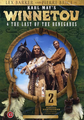 Karl May s Winnetou Collection 2 (DVD)