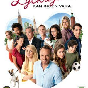 Lyckligare kan ingen vara (DVD)