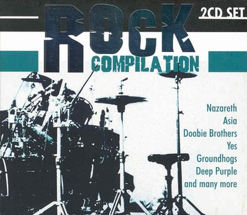 Rock Compilation (2cd)(CD)