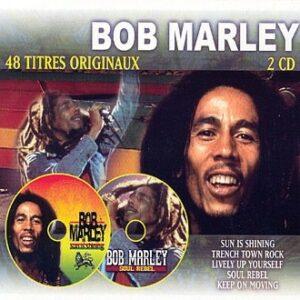 Marley Bob – 48 titresOrginaux (2cd) (CD)