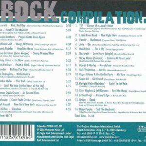 Rock Compilation (2cd)(CD)