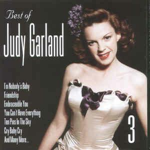 Garland Judy – Best of (3cd)(CD)