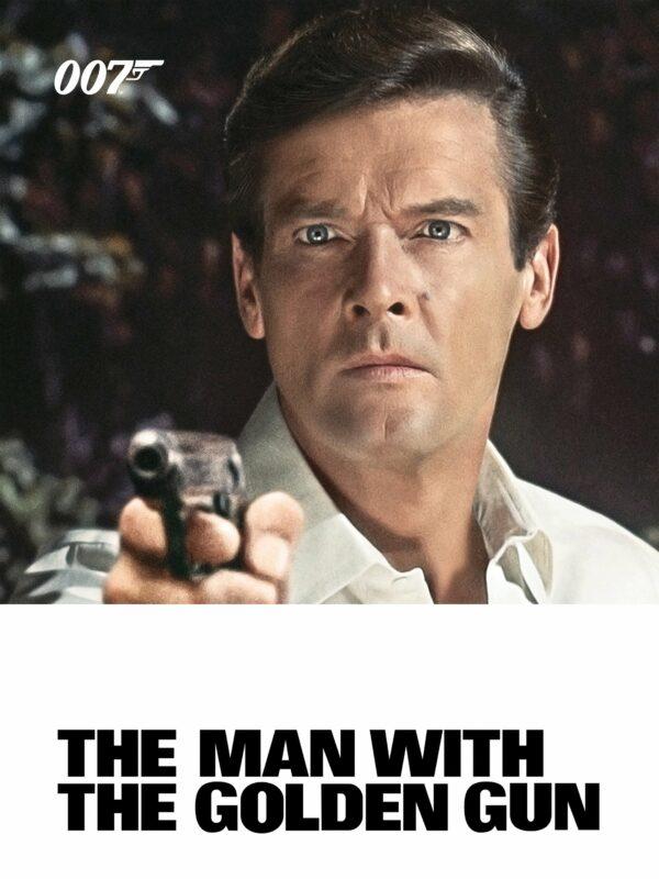 James Bond 007 - The man with the golden gun (DVD)