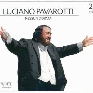 Pavarotti Luciano – Nessun dorma (2cd)(CD)