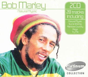 Marley Bob - Natural mystic (2cd)(CD)