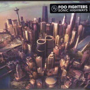 Foo Fighters – Sonic Highways (CD)