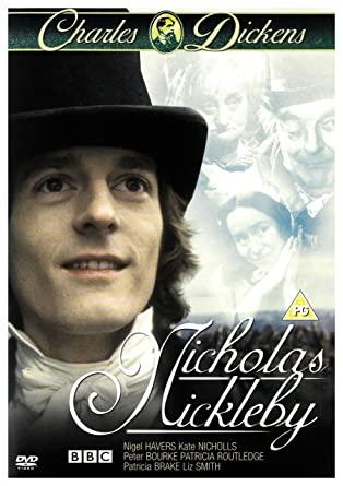 Nicholas Nickleby (2dvd)(DVD)
