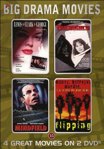 Big Drama Movies (2dvd)(DVD)