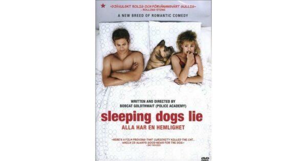 Sleeping Dogs Lie (DVD