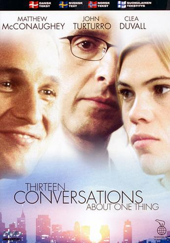 Thirteen Conversations (DVD)