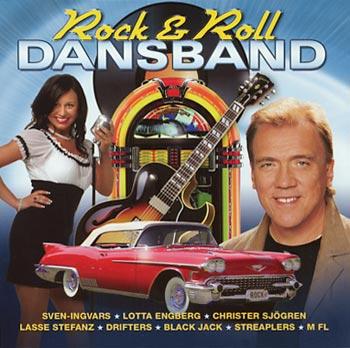 Rock & Roll Dansband (CD)