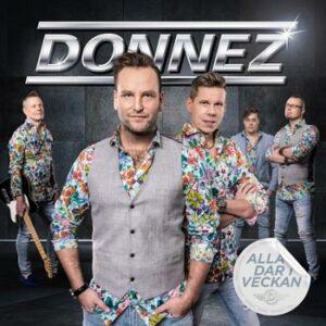 Donnez -Alla dar i veckan (CD)