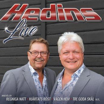 Hedins -Live) (CD)