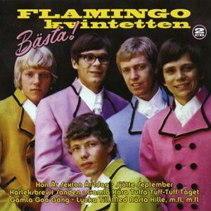 Flamingokvintetten -Bästa! 1972-2007 (2cd)(CD)