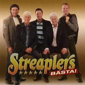 Streaplers – Bästa! 1959-2007 (2cd) (CD)
