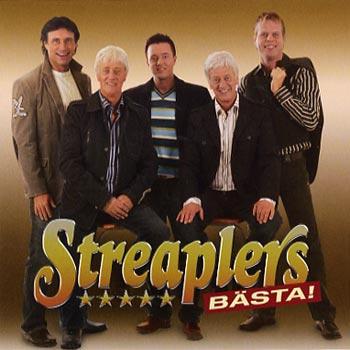 Streaplers - Bästa! 1959-2007 (2cd) (CD)