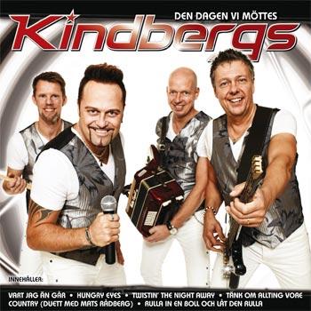 Kindbergs -Den dagen vi möttes (CD)