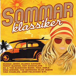 Sommar klassiker (CD)