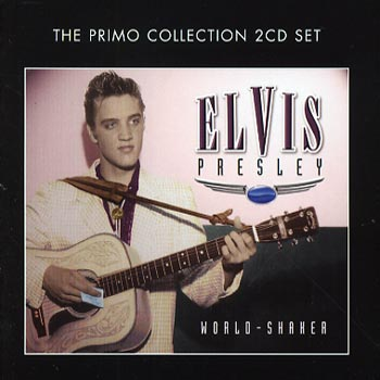 Presley Elvis - World shaker 1956-57(2cd)(CD)