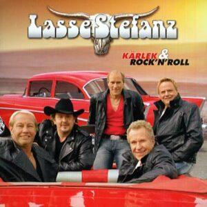 Lasse Stefanz – Kärlek & rock'n'roll 1990-2006 (2cd)(CD)