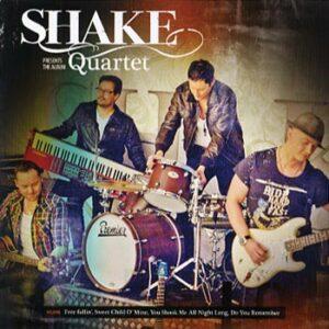 Shake -Quartet (CD)
