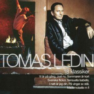 Ledin Tomas – 18 klassiker 1976-85 (CD)