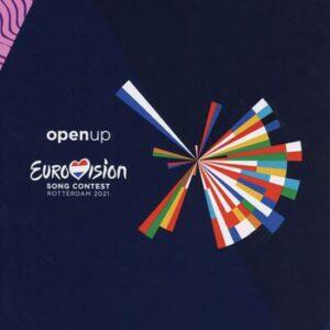 Eurovision Song Contest Rotterdam 2021 (3dvd)(DVD)