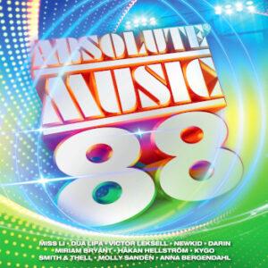 Absolute Music vol 88 (2cd)(CD)