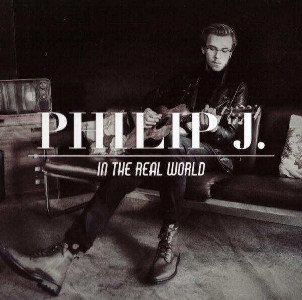 Järvenpää Philip - In the real World (CD)