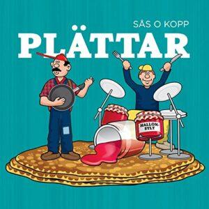 Sås & Kopp – Plättar (CD)