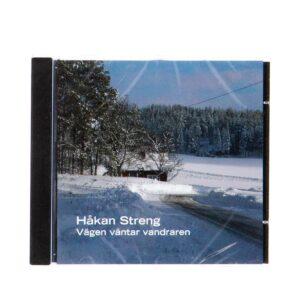 Streng Håkan – Vägen väntar Vandraren (CD)