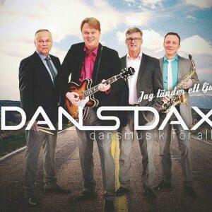 Dansdax – Jag tänder ett ljus (CD)