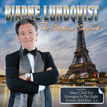 Lundqvist Bjarne - The European songbook (CD)