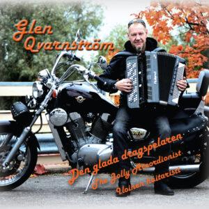 Qvarnström Glen – Den glade dragspelaren (CD)