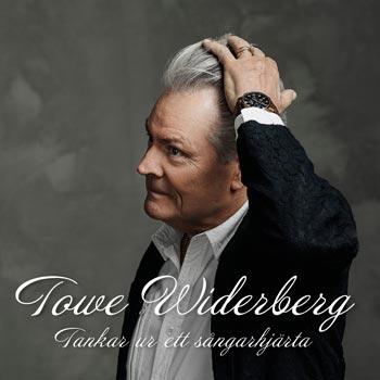 Widerberg Tove -Tankar ur ett sångarhjärta (CD)