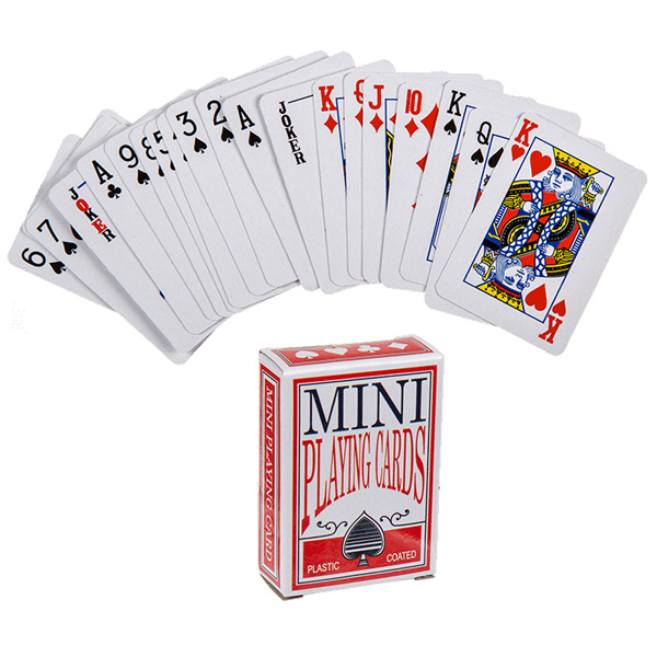 Kortlek Mini