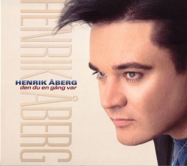 Åberg Henrik - Den du en gång var (CD)